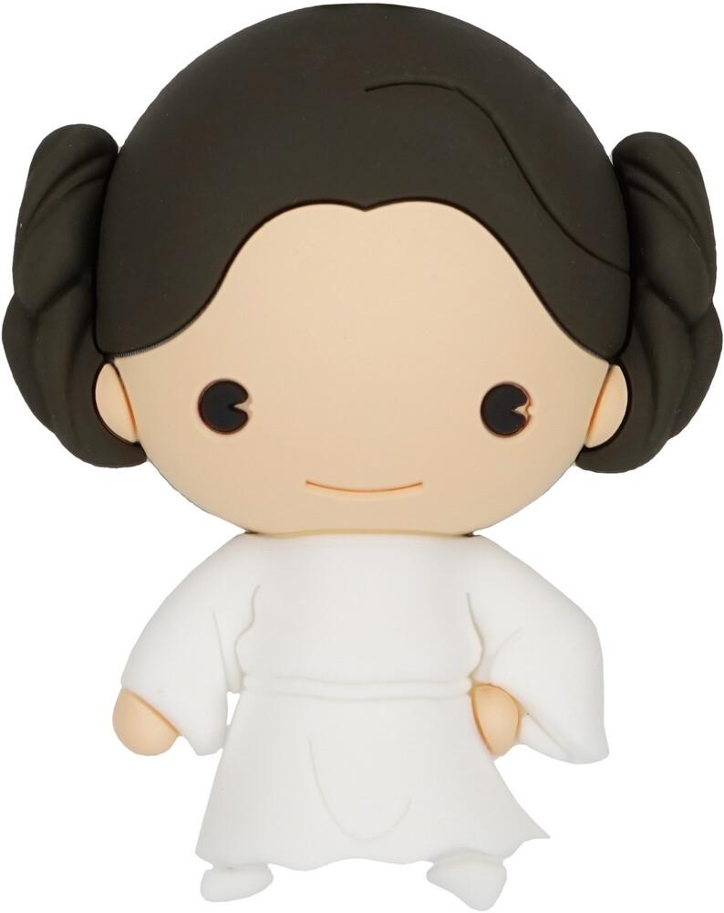 Princess Leia 3D Foam Magnet - Princess Leia 3D Foam Magnet