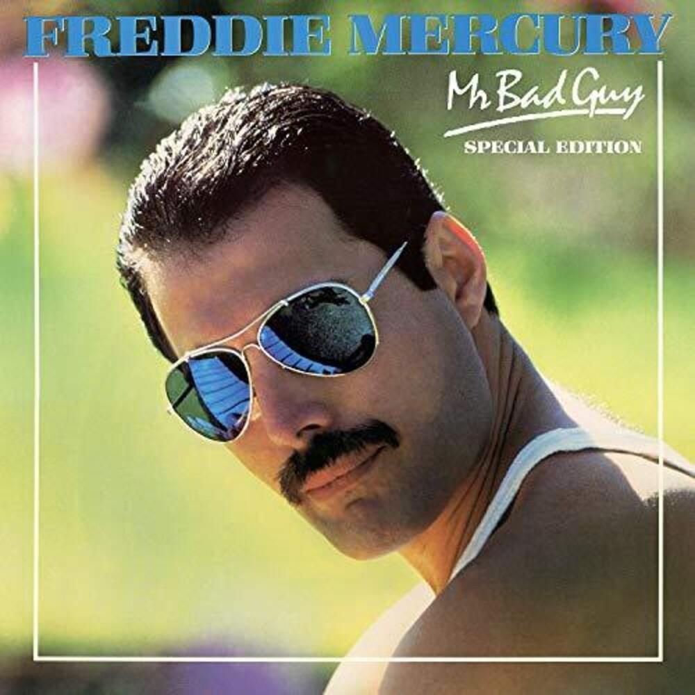 Freddie Mercury - Mr. Bad Guy [LP]