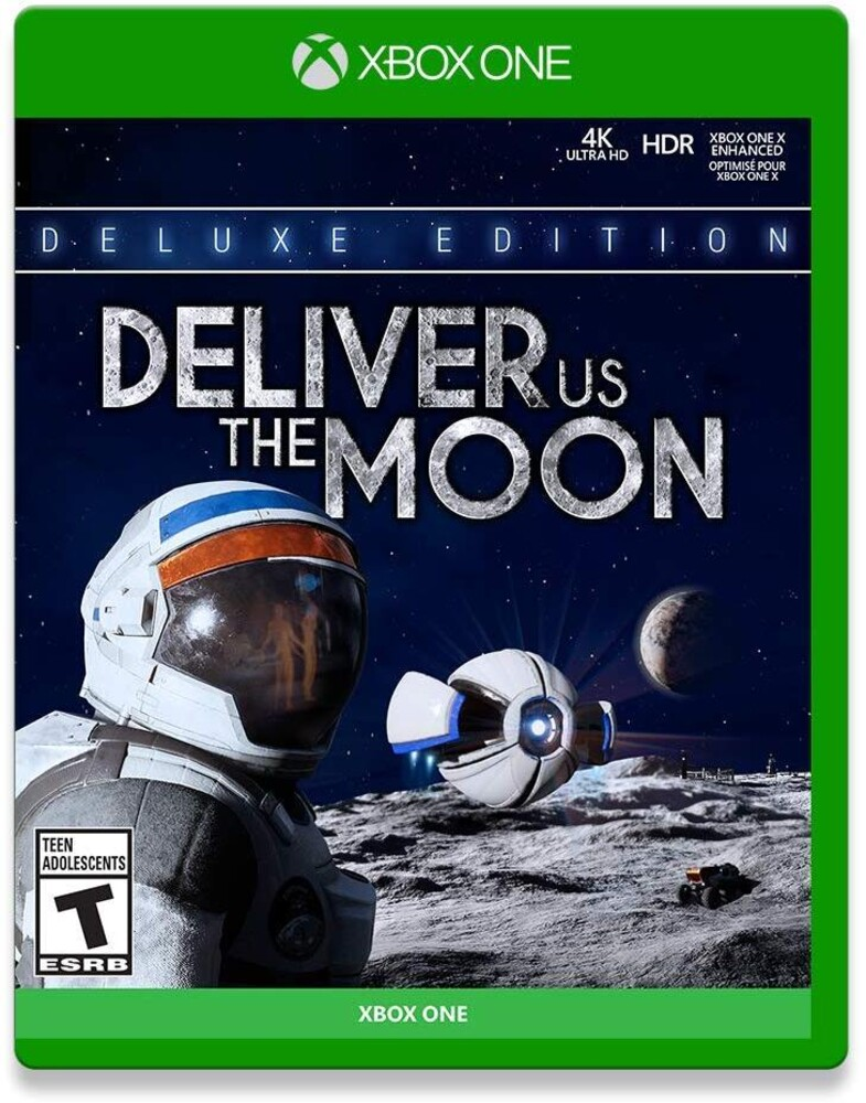 - Deliver Us The Moon