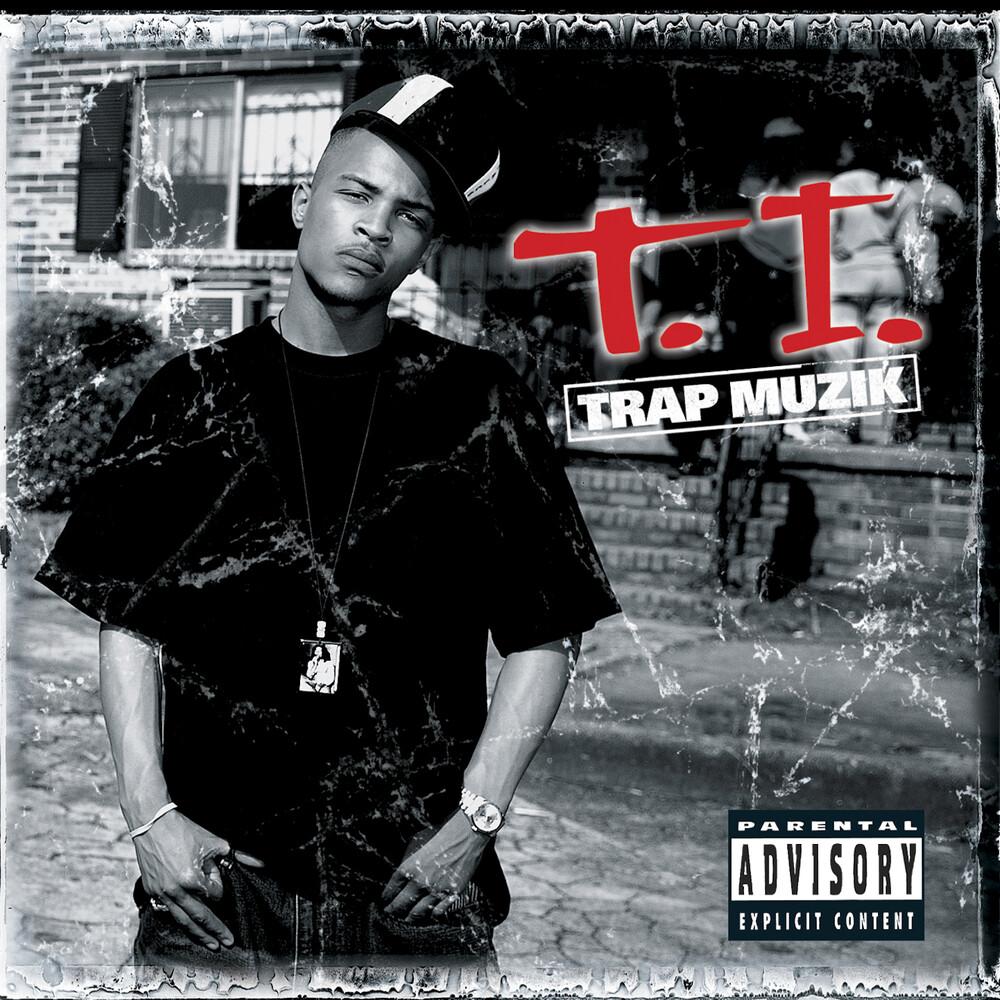 Ti - Trap Muzik (Deluxe Edition) (Blk) (Blue) (Colv)