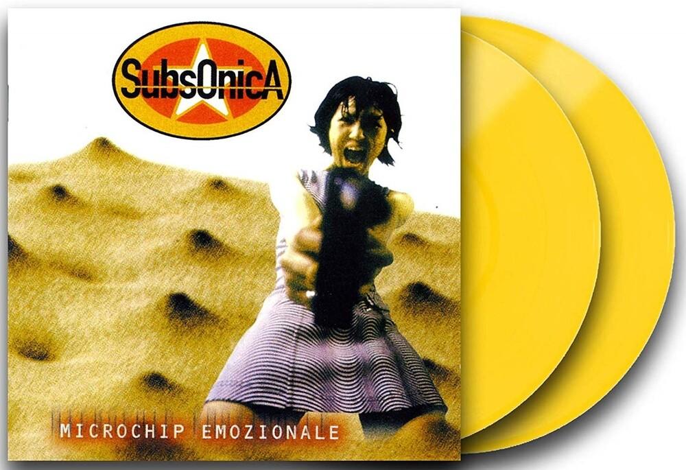 Subsonica - Microchip Emozionale [Colored Vinyl] (Ita)