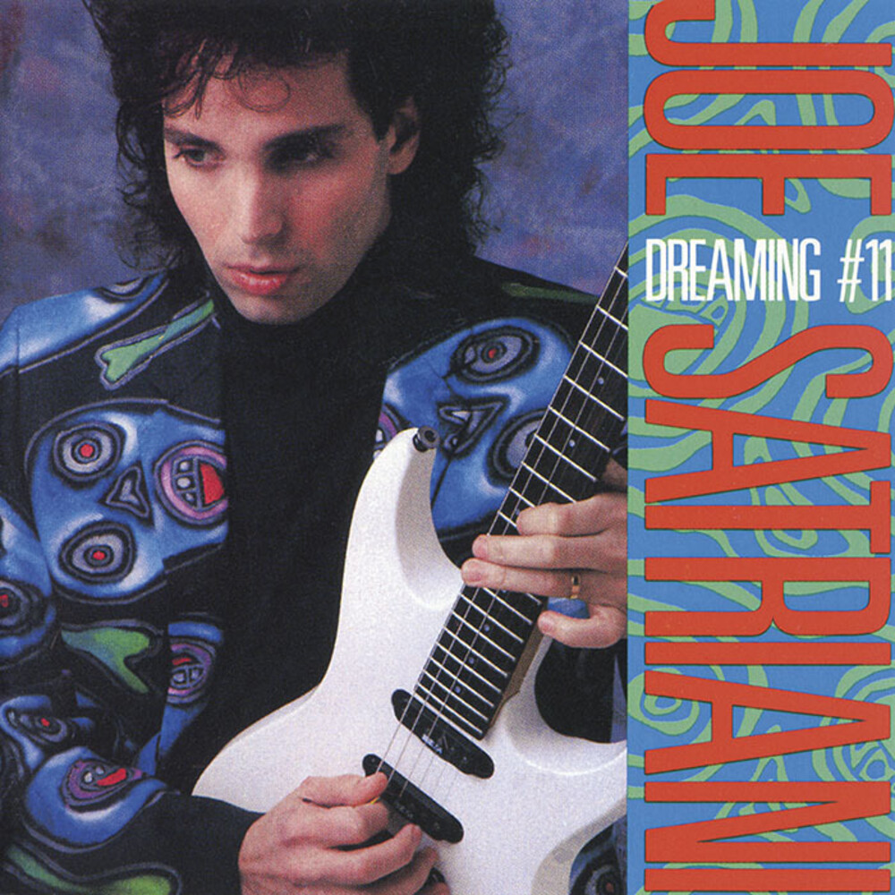 Joe Satriani - Dreaming #11 (Hol)