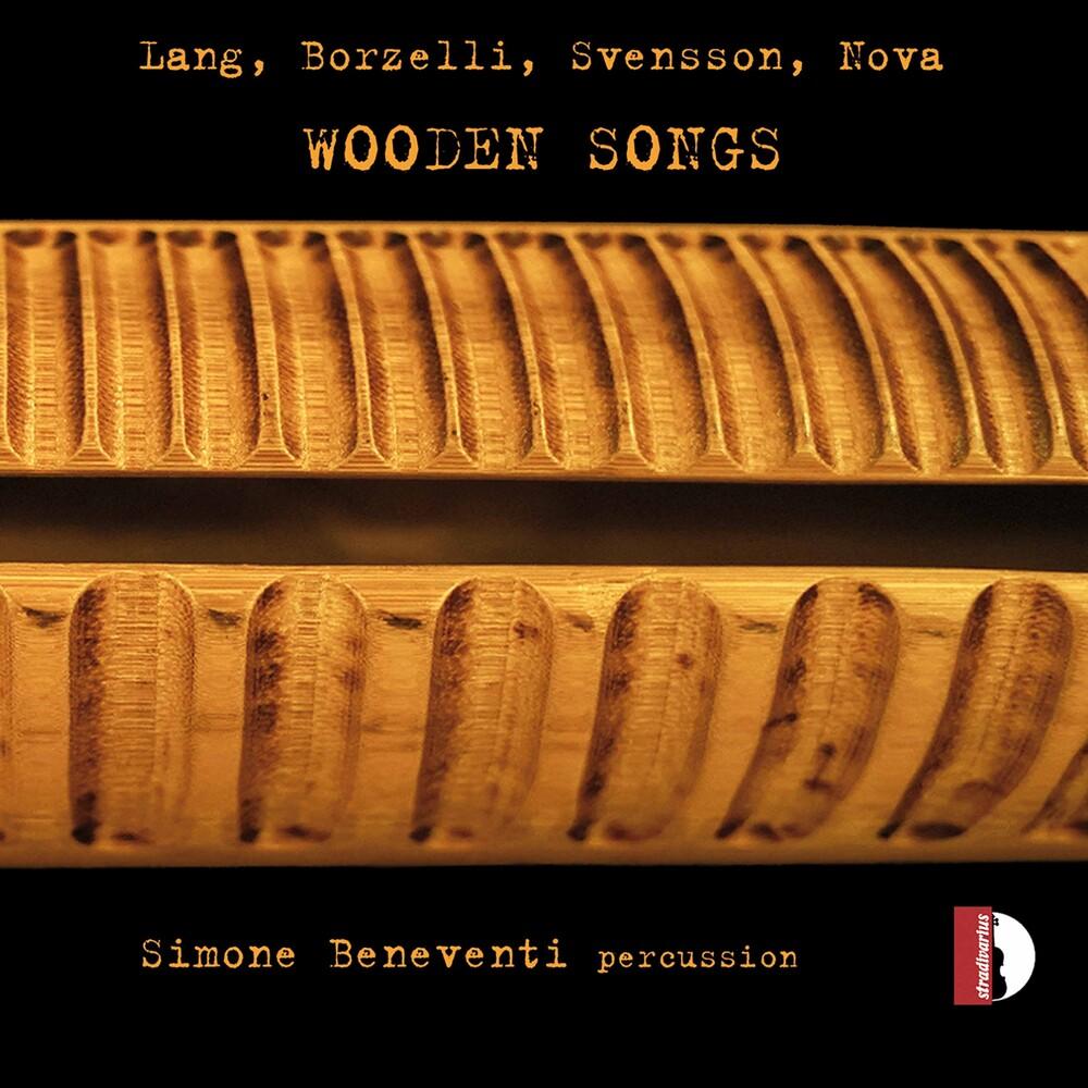 Simone Beneventi - Wooden Songs