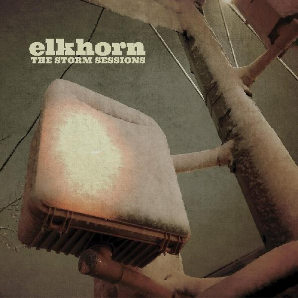 Elkhorn - The Storm Sessions [Indie Exclusive Limited Edition Electric Blue LP]