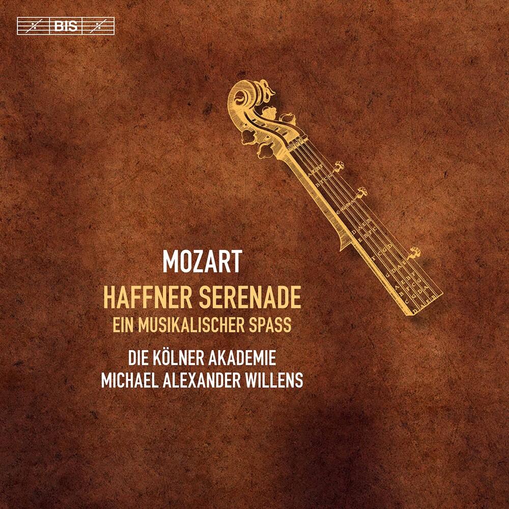 Die Kölner Akademie - Haffner Serenade