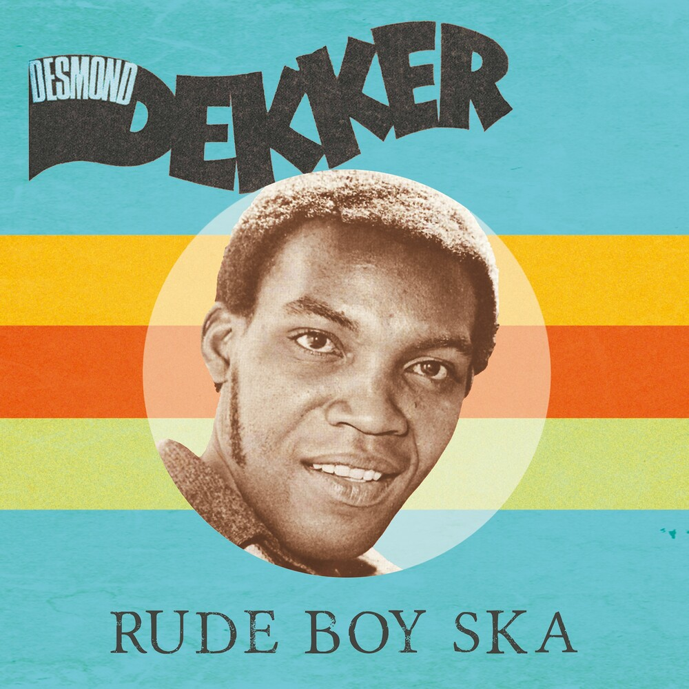 Desmond Dekker - Rude Boy Ska (Colv) (Red)