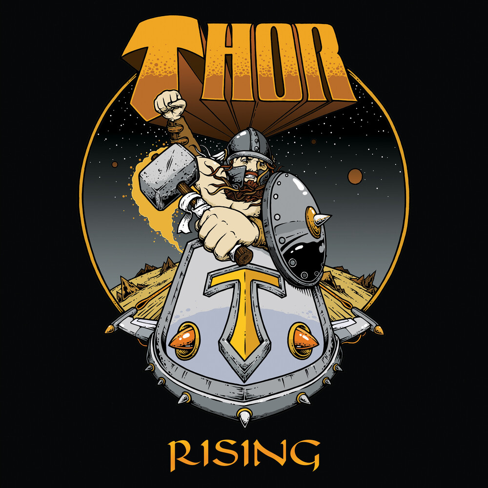 Thor - Rising (Gol) [Limited Edition]