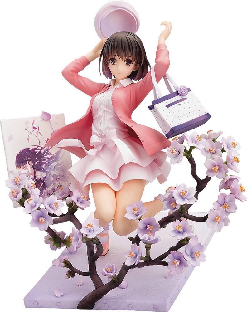 Saekano Movie Finale Megumi Kato 1/7 Pvc 1st Meeti - Saekano Movie Finale Megumi Kato 1/7 PVC 1St Meeting Ver