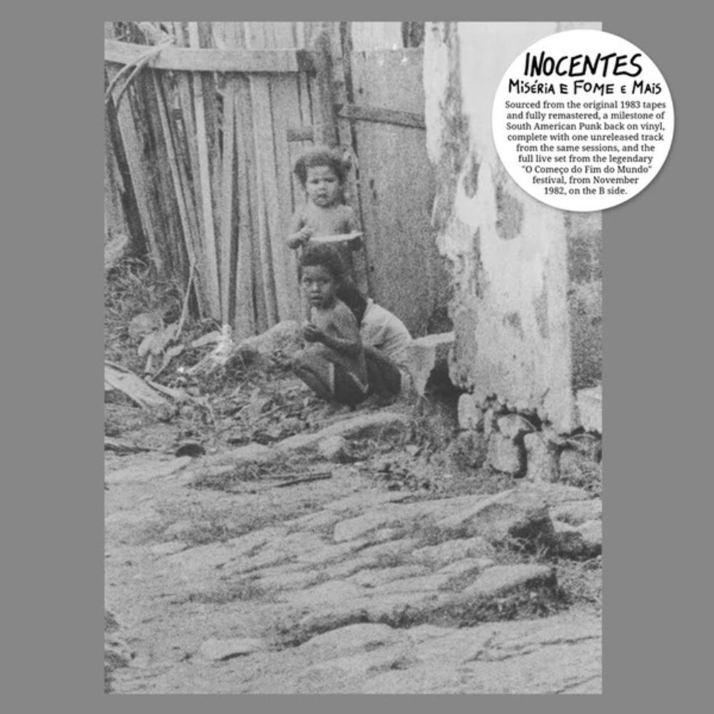 Inocentes - Miseria E Fome E Mais