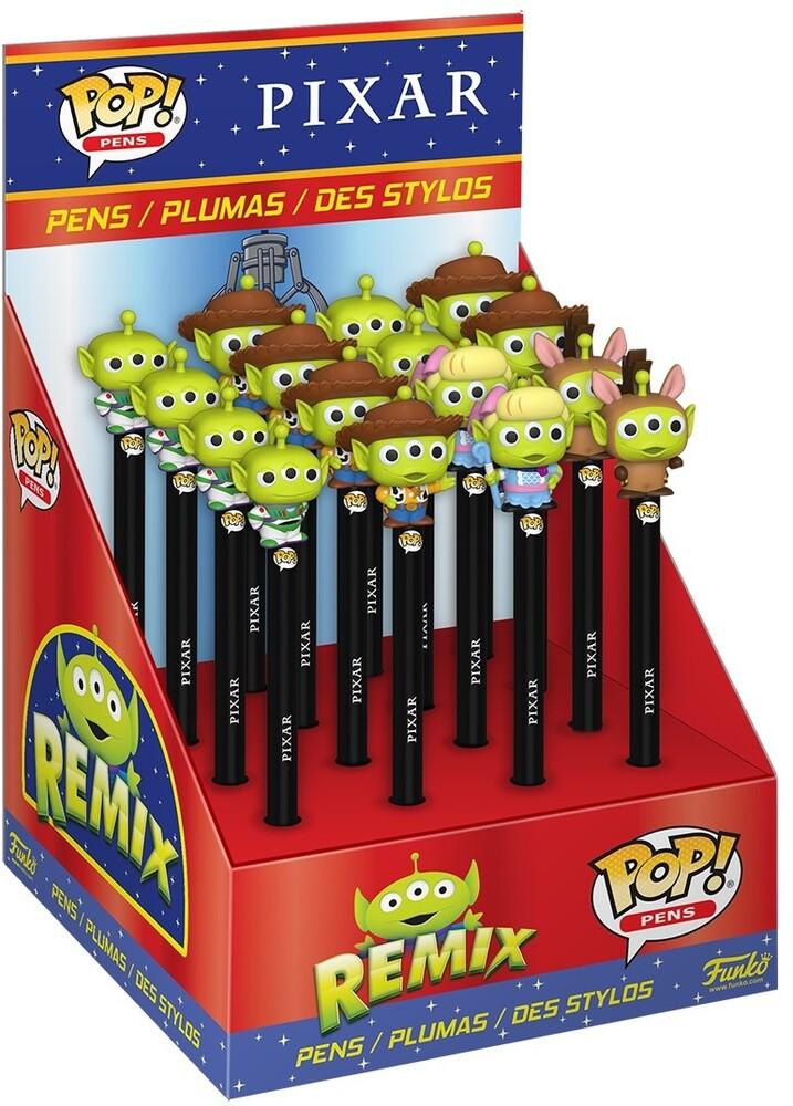 Funko Pen Topper: - FUNKO PEN TOPPER: Pixar Anniversary (ONE Random Pen Topper Per Purchase)