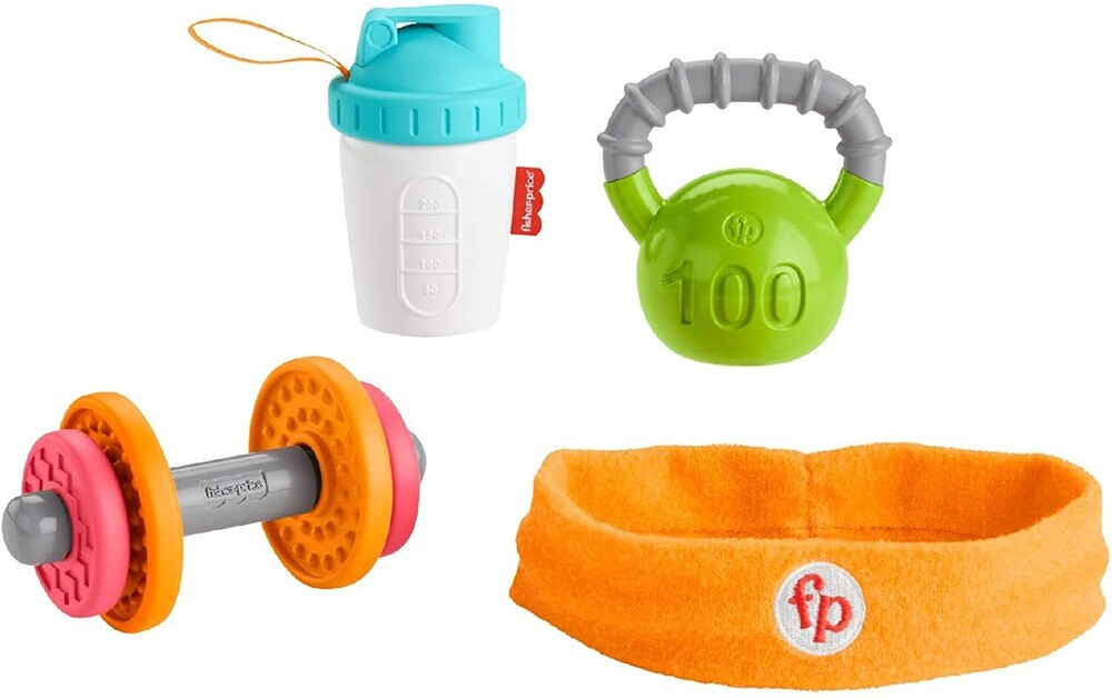 - Fisher Price - Fitness Humor Gift Set