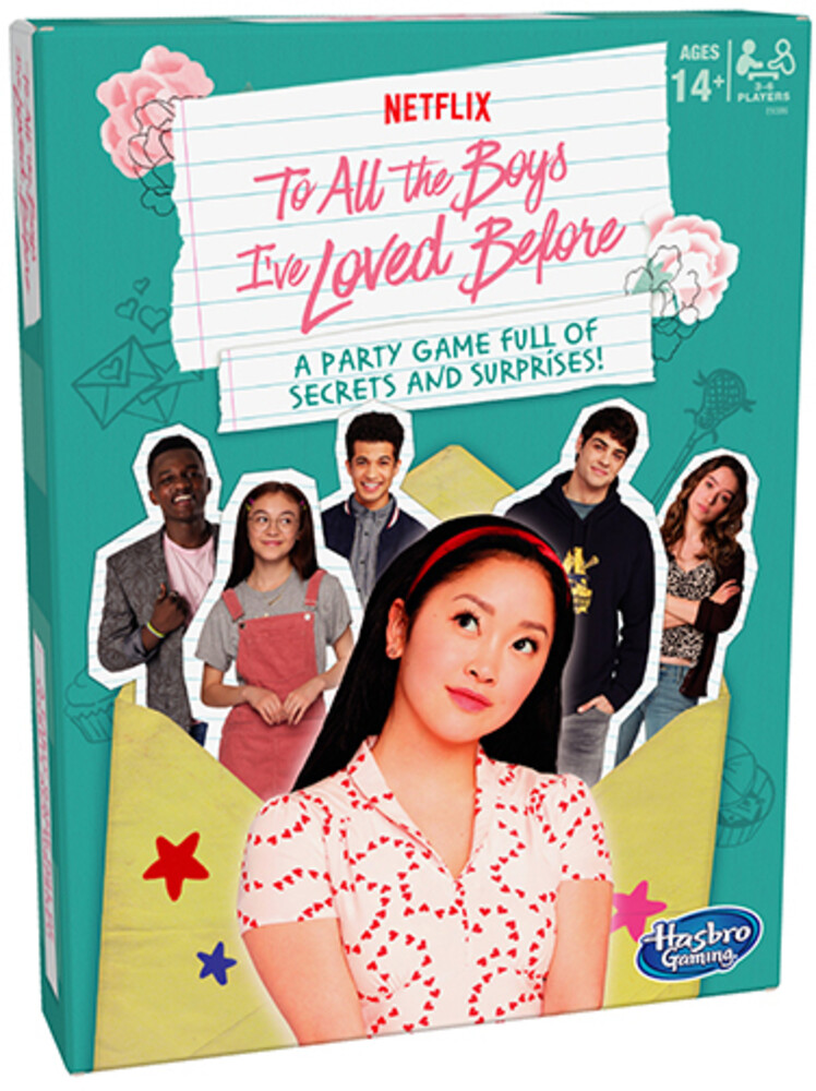 Games - Hasbro Gaming - To All The Boys I've Loved Before