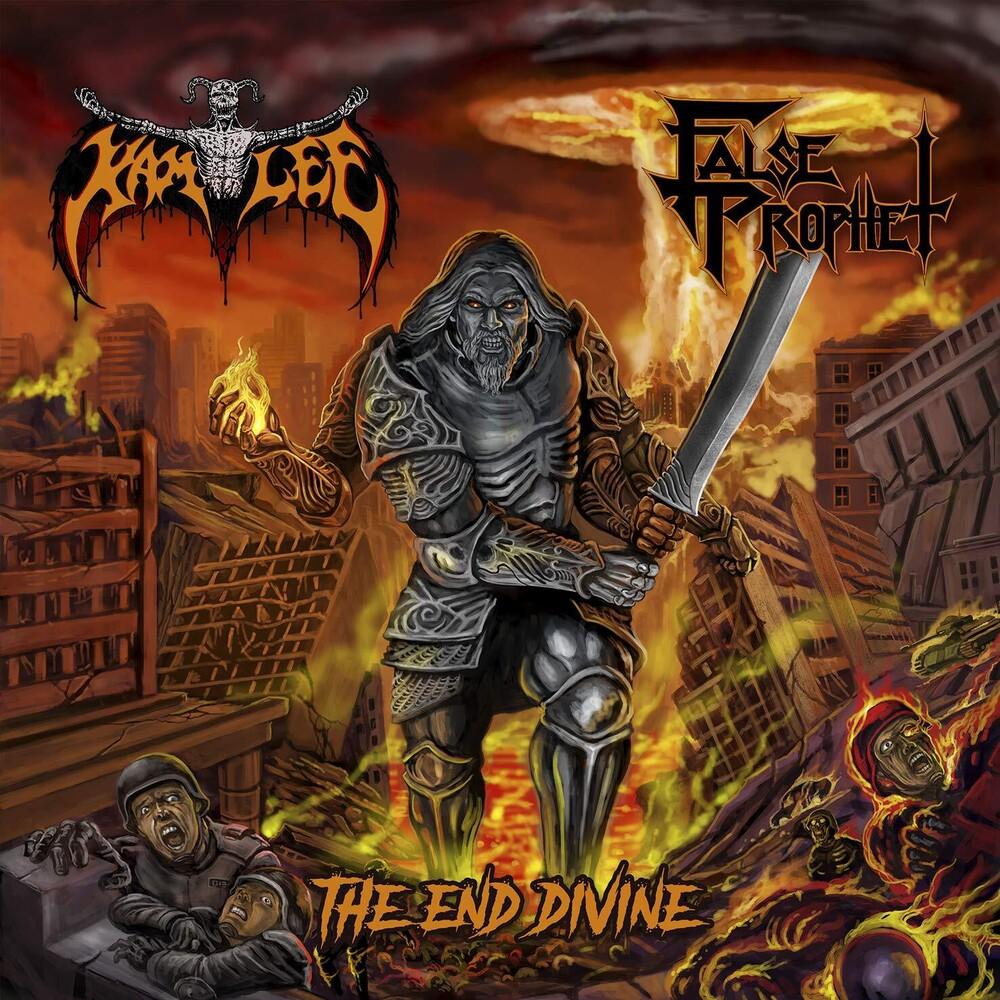 Kam Lee & False Prophet - End Divine
