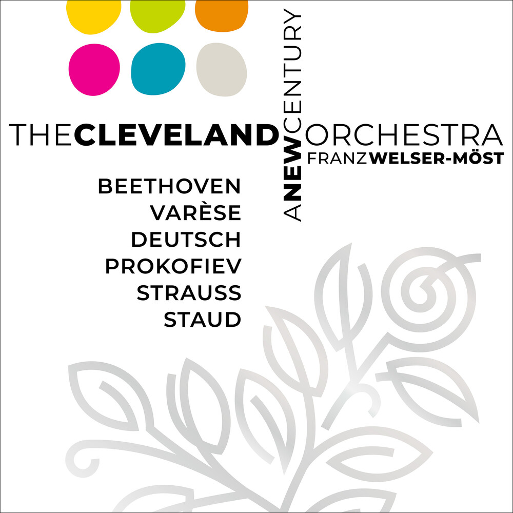 Cleveland Orchestra / Welser-Franz Most - New Century