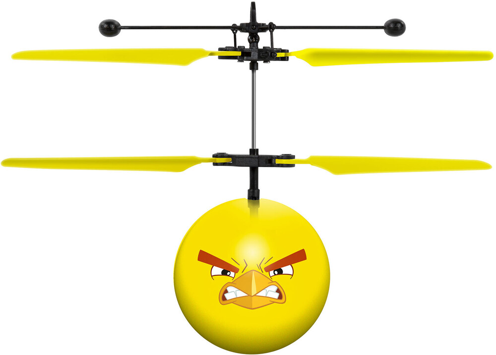 Ufo Flying Ball - Rovio Angry Birds Movie: Chuck IR UFO Ball Helicopter (Angry Birds)