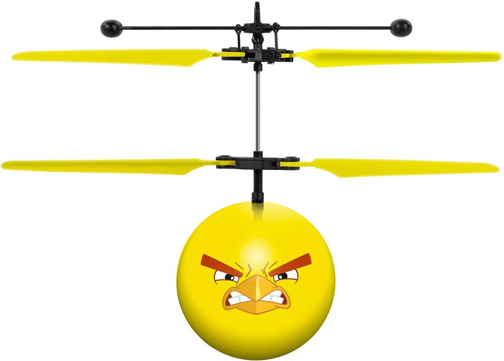 Ufo Flying Ball - Rovio Angry Birds Movie: Chuck IR UFO Ball Helicopter (Angry Birds)