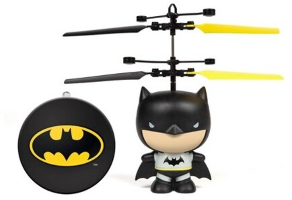 Flying Figure - DC Batman 3.5 Inch Flying Character UFO Helicopter (DC, Batman)