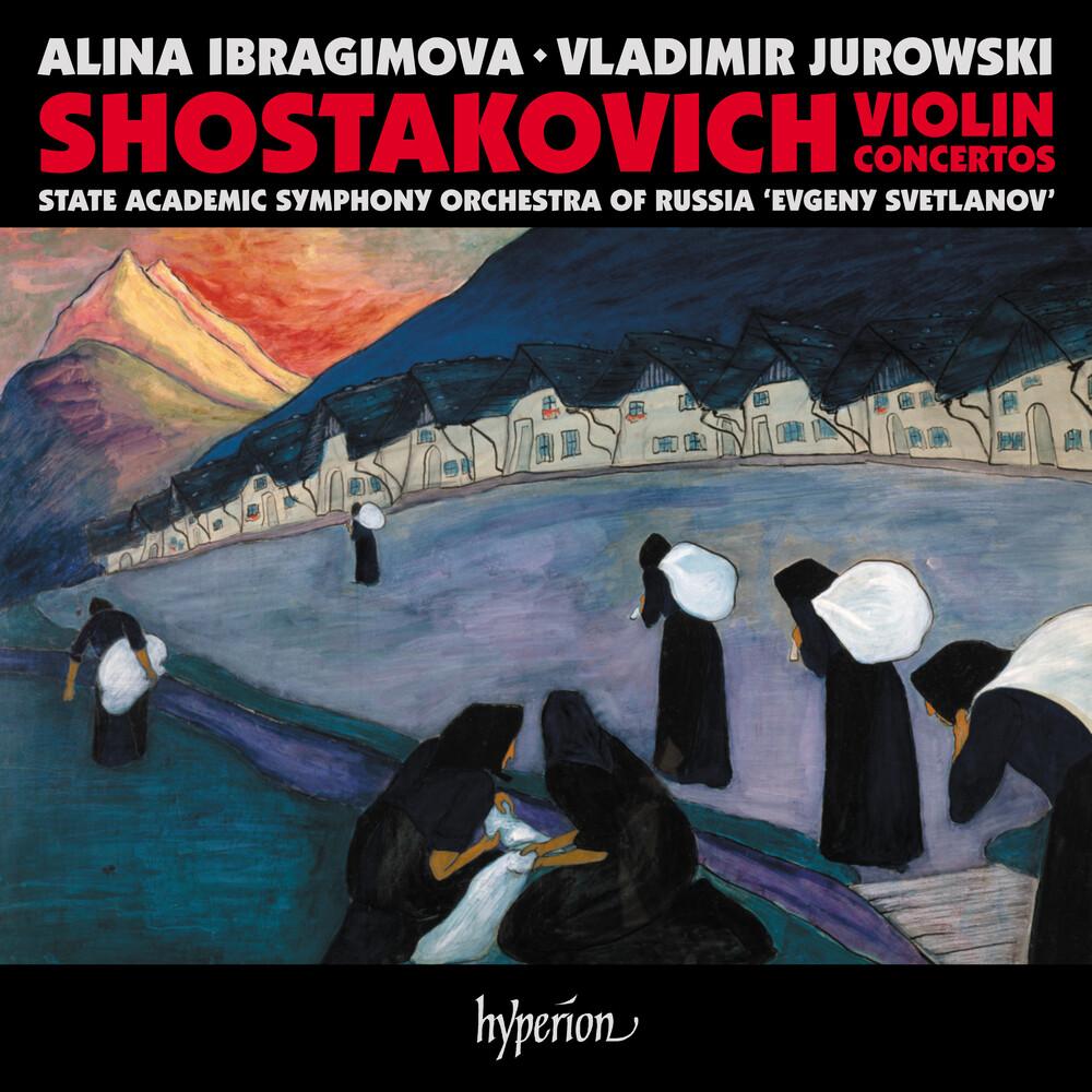 Alina Ibragimova - Shostakovich: Violin Concertos Nos. 1 & 2