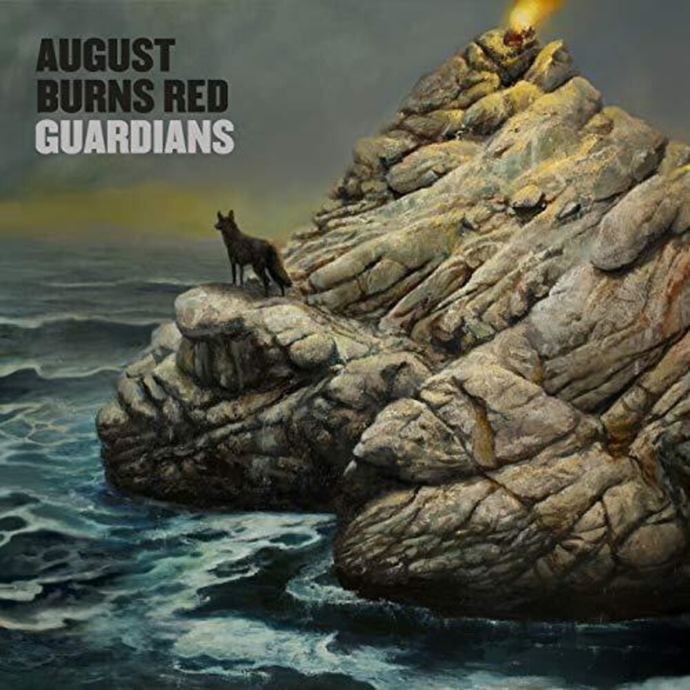 August Burns Red - Guardians [Limited Edition Transparent Sea Blue Colored Vinyl]