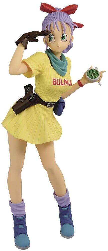 Banpresto - BanPresto - Dragon Ball Bulma III Glitter & Glamours Figure (Version2)