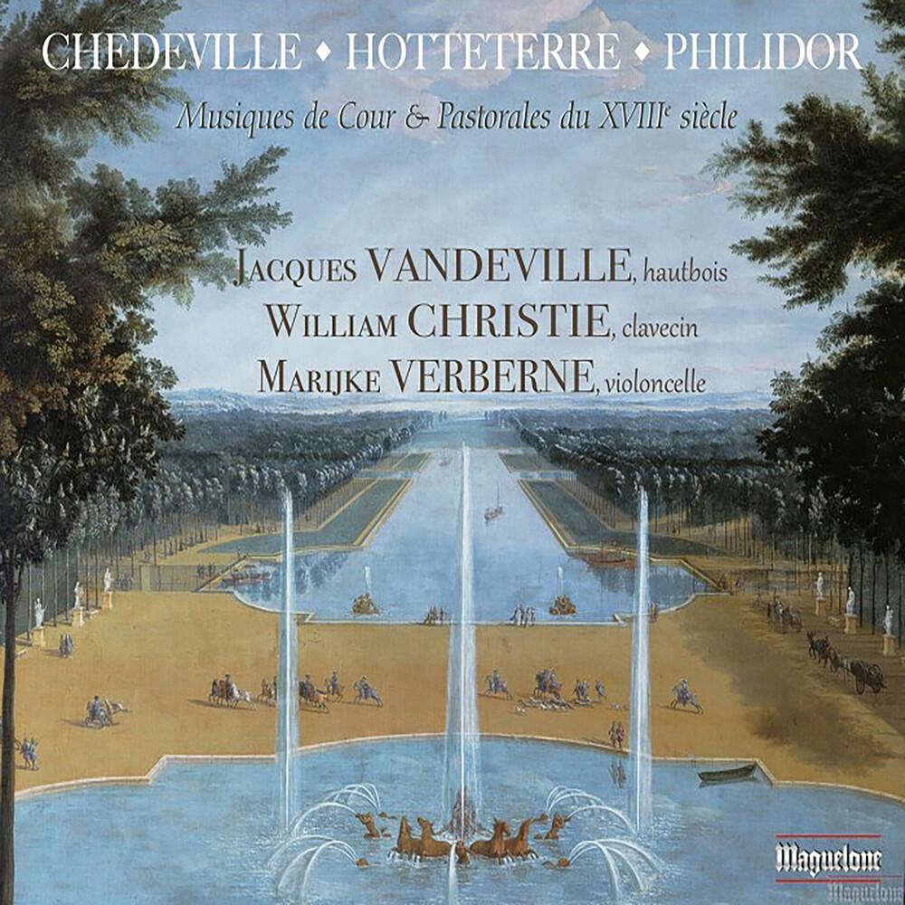Jacques Vandeville - Musique De Cour & Pastorales / Various
