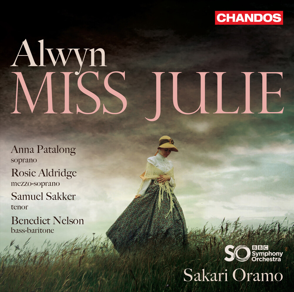 Alwyn / Patalong / Oramo - Miss Julie (Hybr) (2pk)