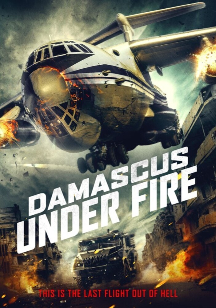 Damascus Under Fire DVD - Damascus Under Fire / (Ws)