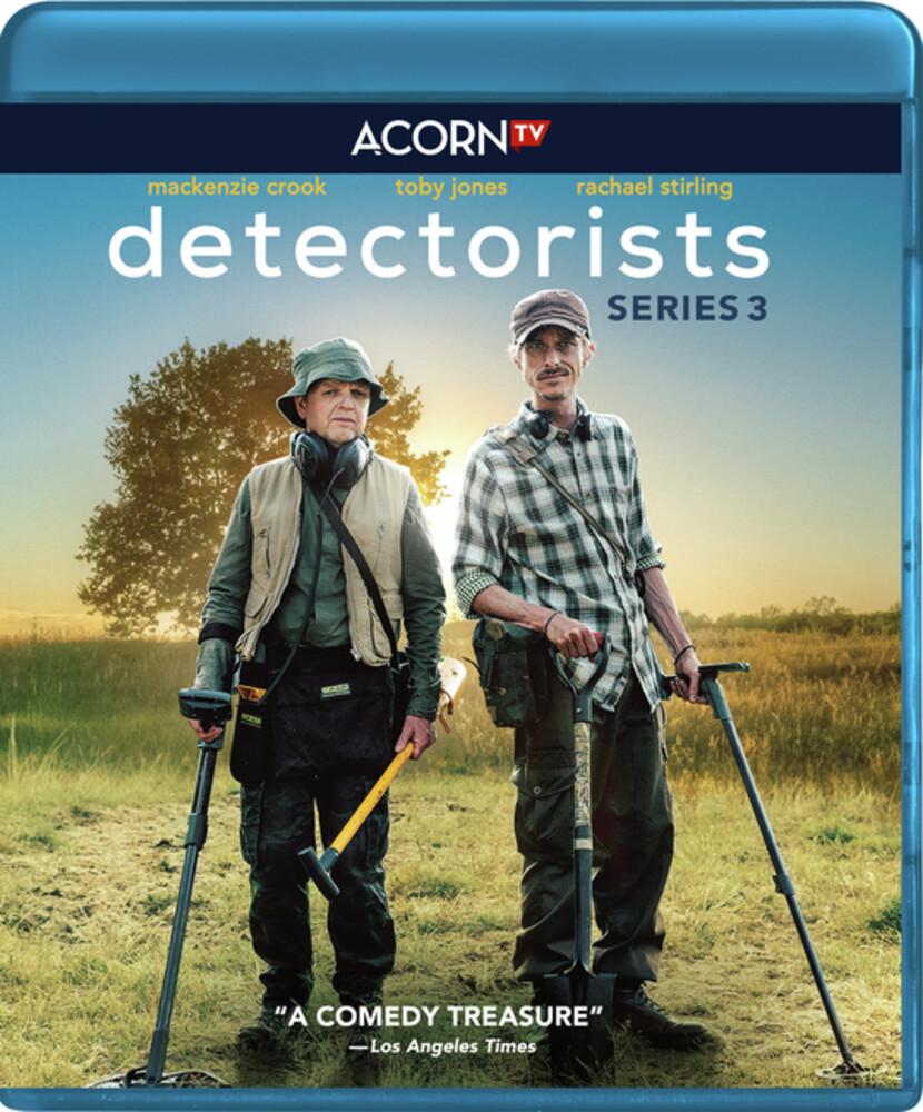 Detectorists: Series 3 - Detectorists: Series 3 (2pc) / (Mod 2pk)