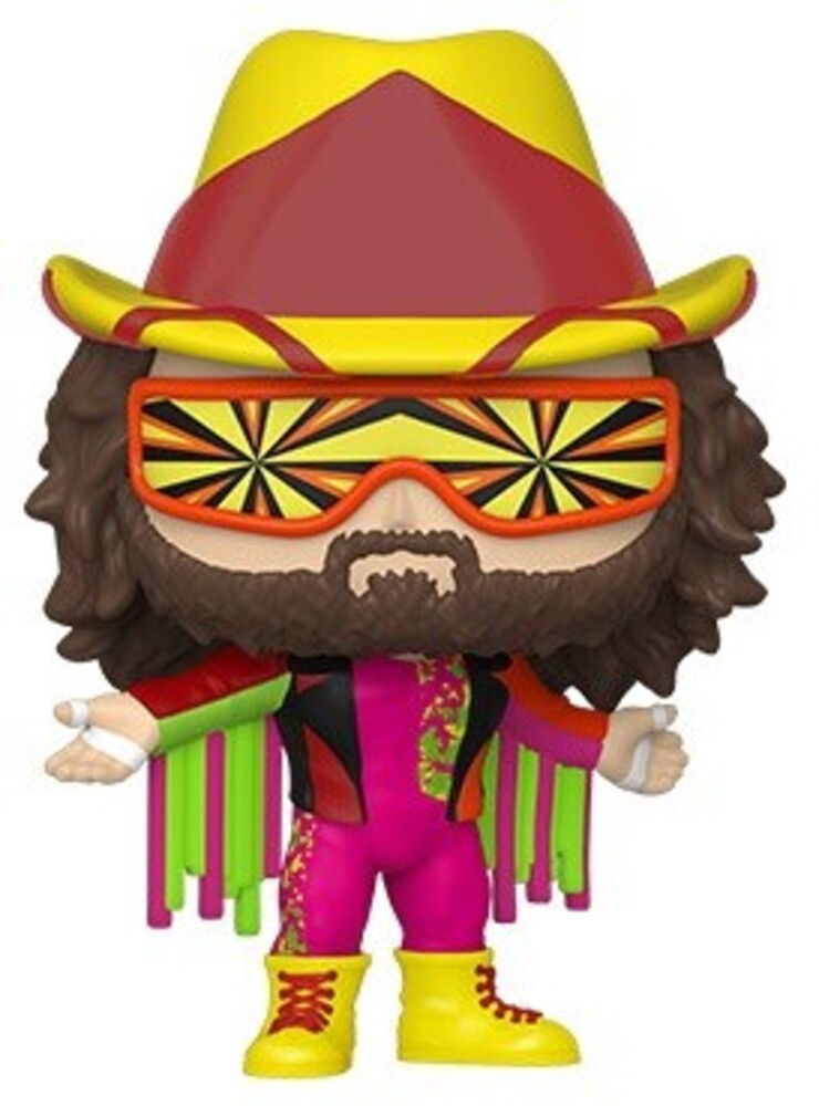 Funko Pop! WWE: - FUNKO POP! WWE: NWSS- Macho Man Randy Savage