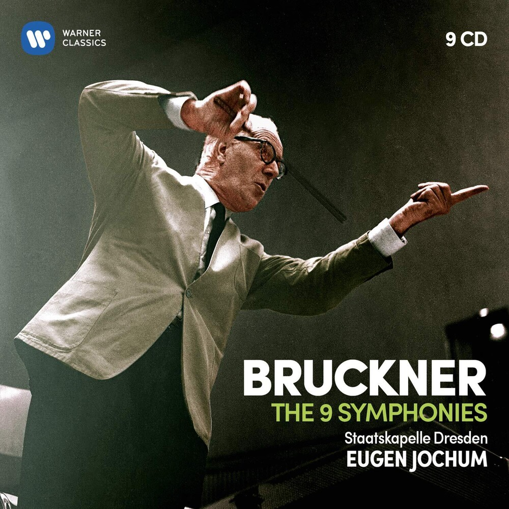 Staatskapelle Dresden / Jochum Eugen - Bruckner: The 9 Symphonies