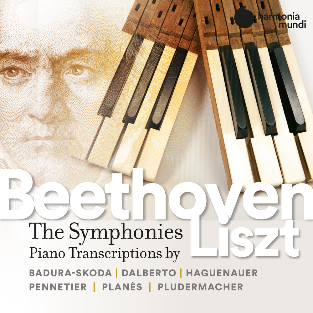 Beethoven Complete Symphonies Transcribed For - Beethoven: Complete Symphonies Transcribed for Piano by Franz Liszt