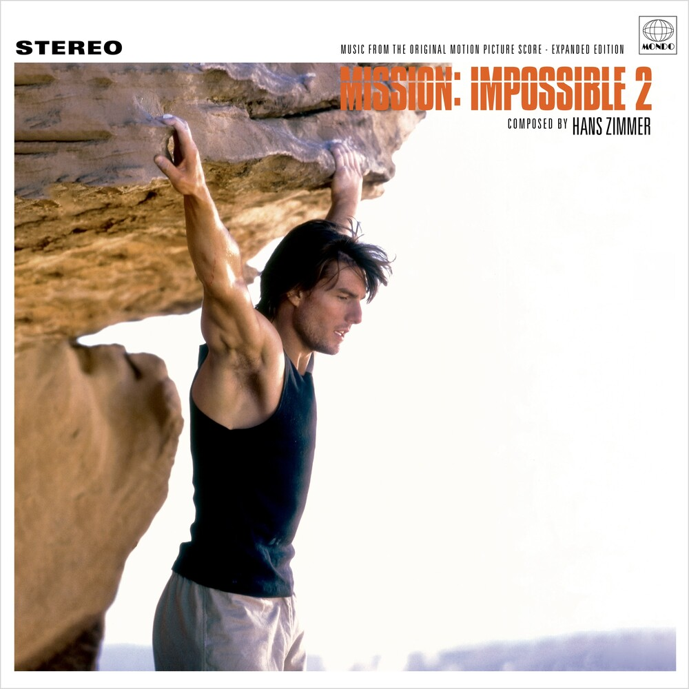 Hans Zimmer - Mission: Impossible 2 / O.S.T.