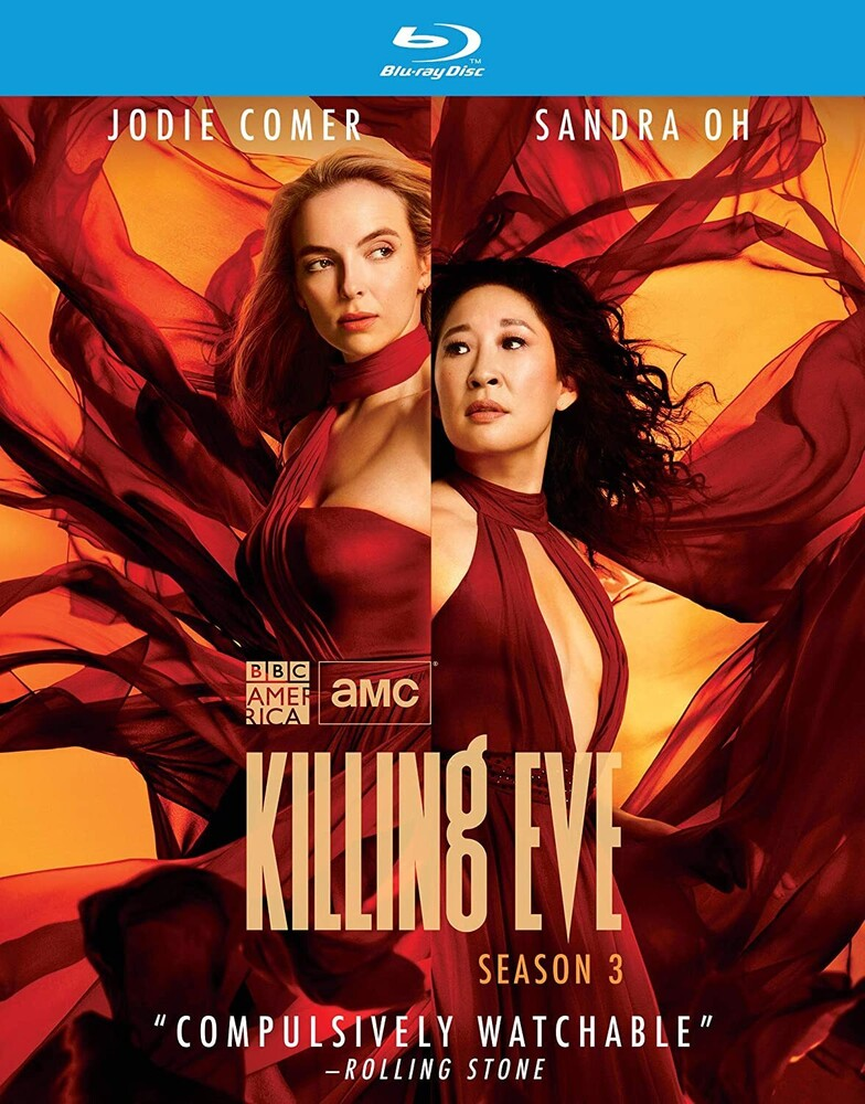 Killing Eve: Season 3 - Killing Eve: Season 3 (2pc)