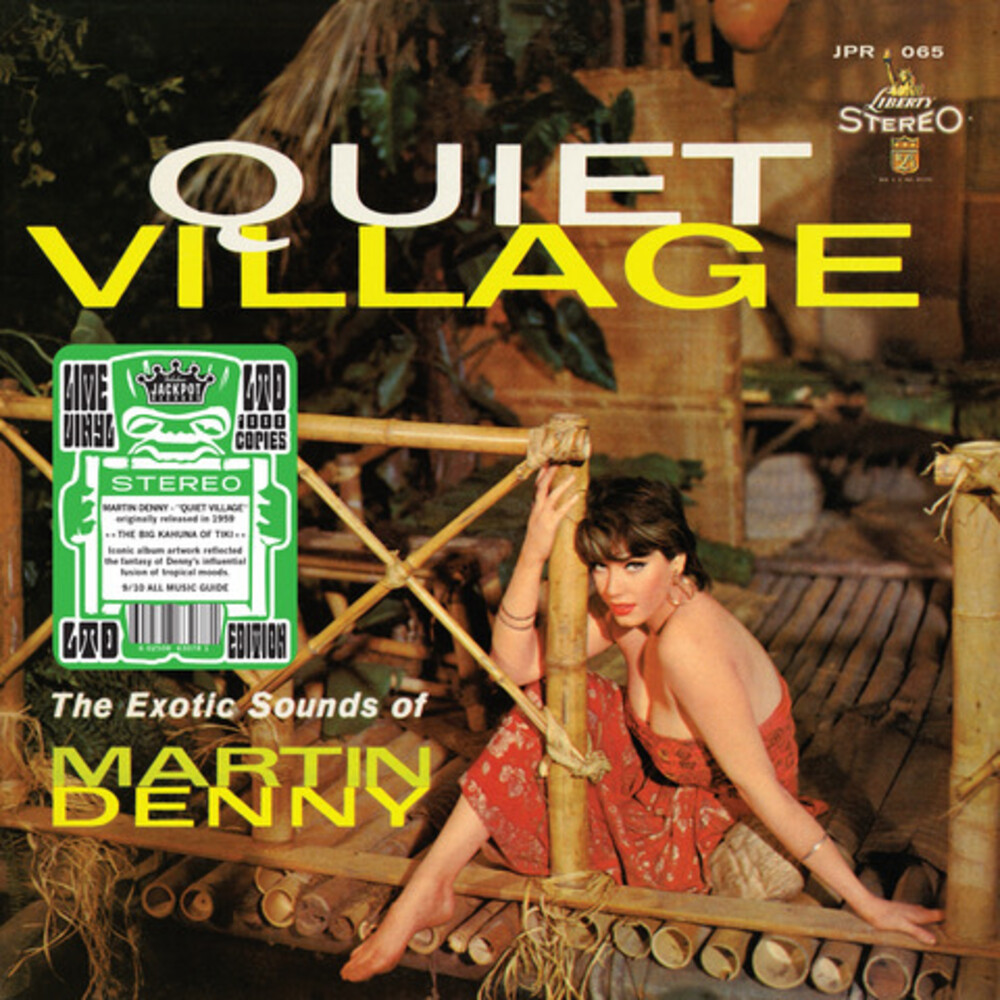 Martin Denny - Quiet Village [Black Vinyl]