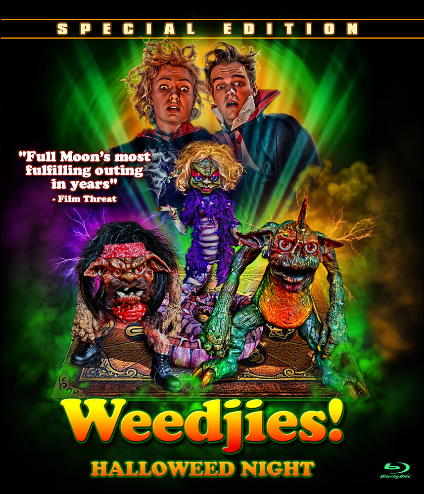 - Weedjies: Halloweed Night