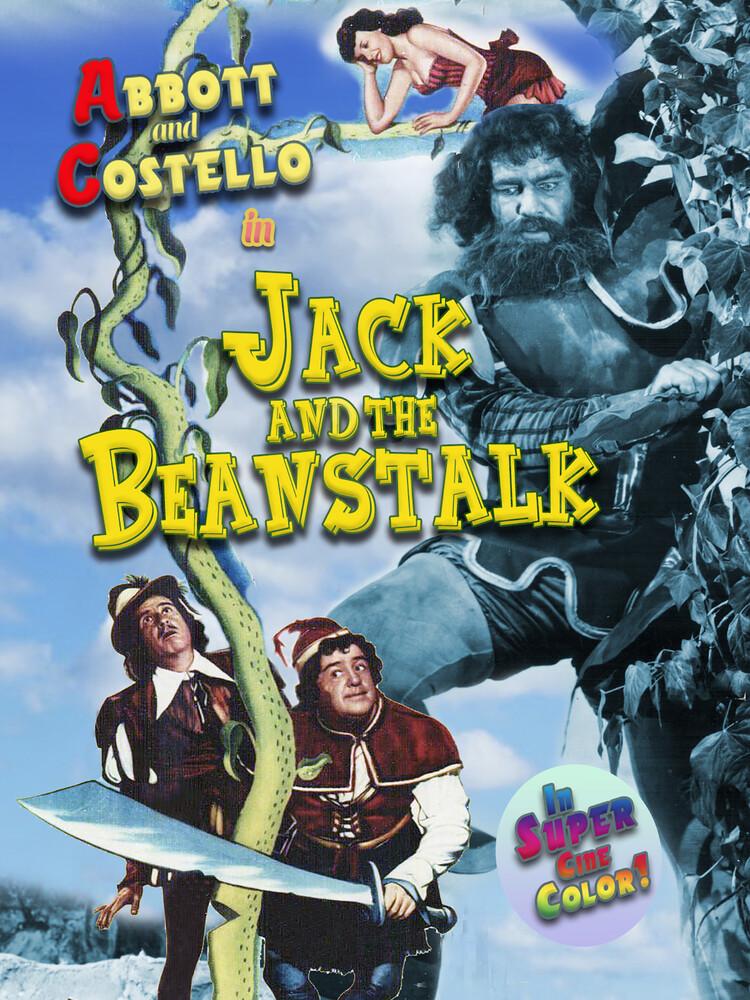 Jack and the Beanstalk - Jack And The Beanstalk / (4k Spec)