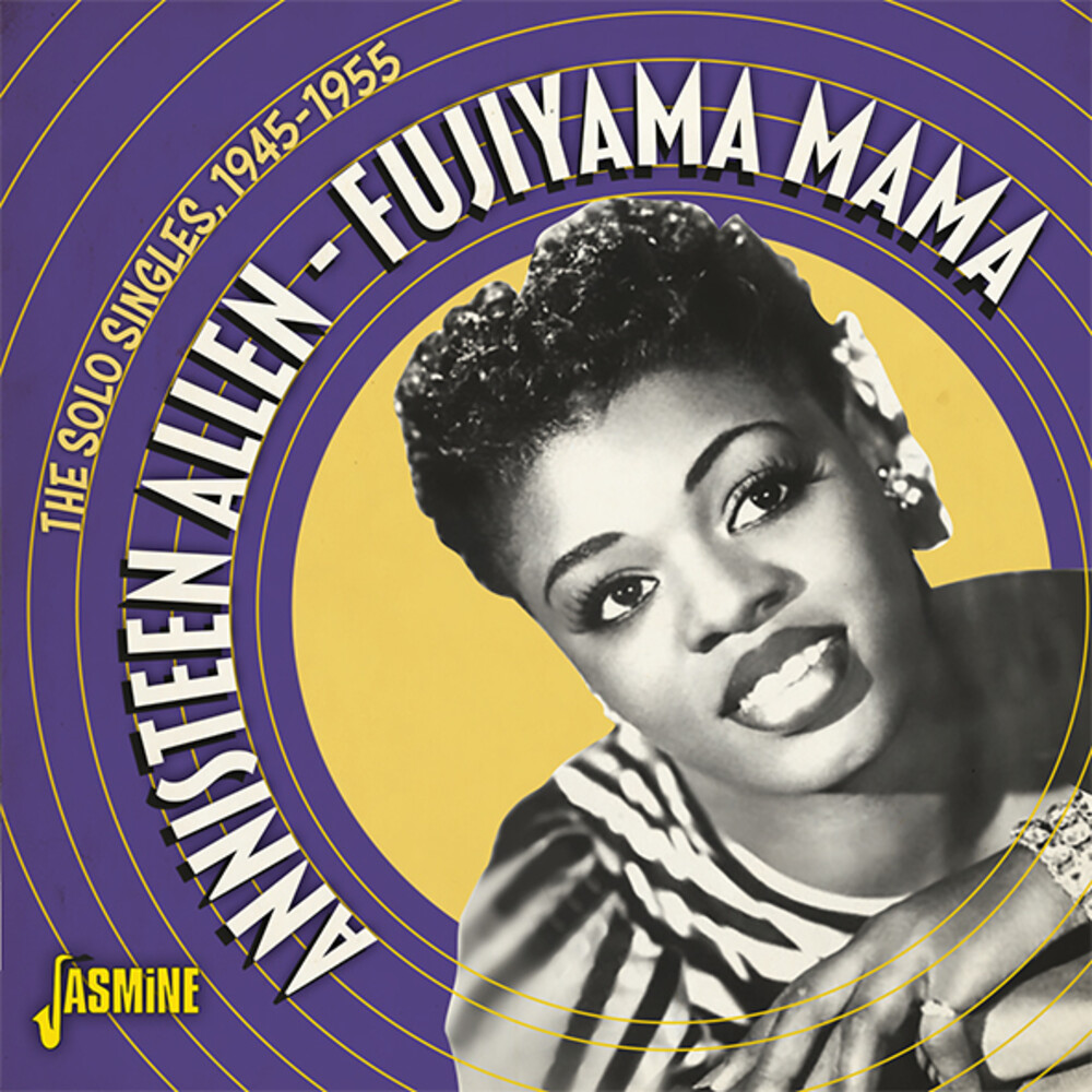 Annisteen Allen - Fujiyama Mama: The Solo Singles 1945-1955 (Uk)