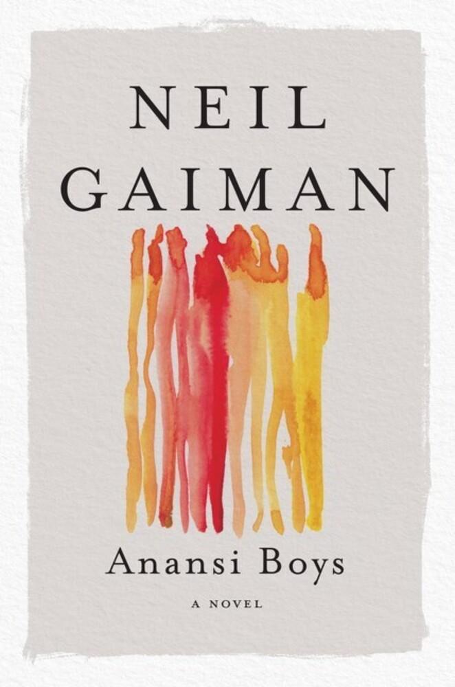 - Anansi Boys: A Novel