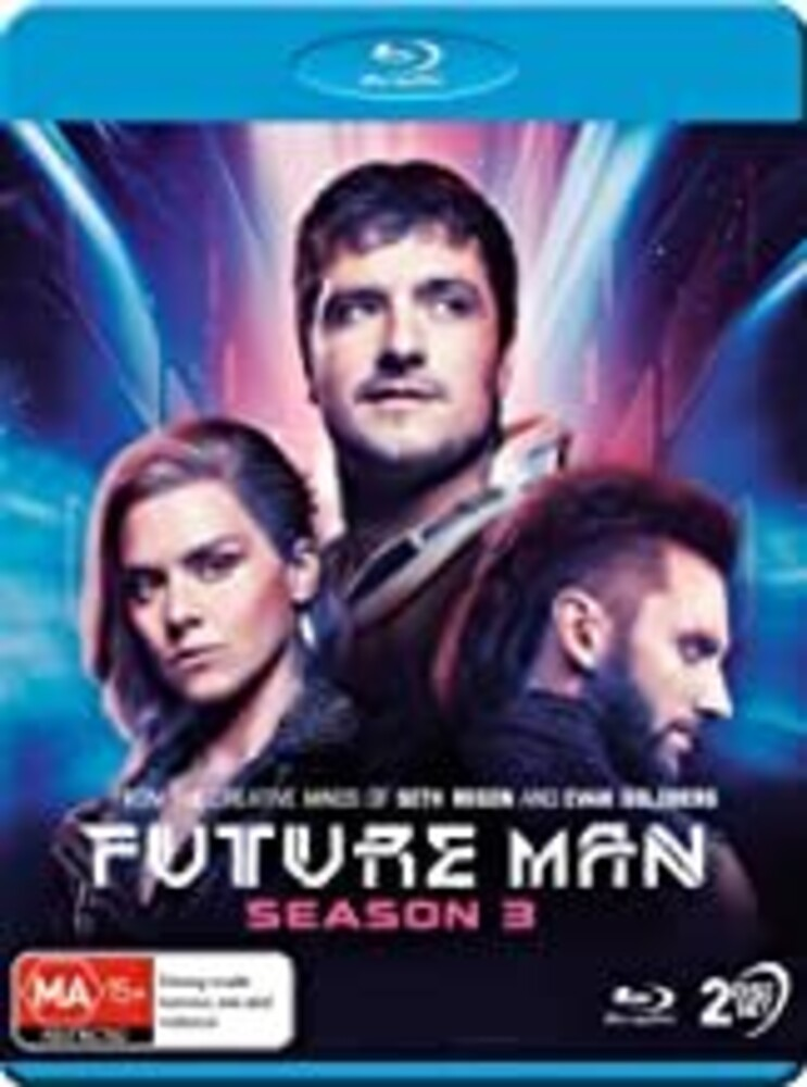 - Future Man: Season 3 (2pc) / (Aus)