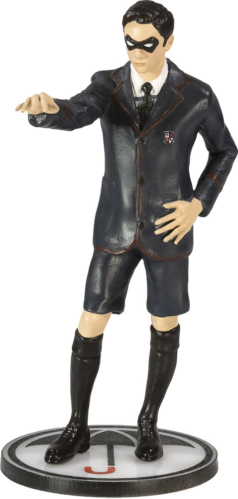 Umbrella Academy (Netflix) Figure Replica #4 Klaus - Umbrella Academy (Netflix) Figure Replica #4: Klaus
