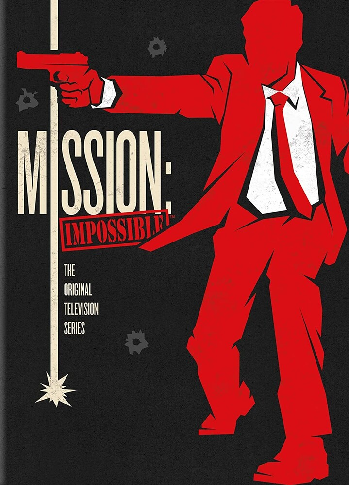 Mission: Impossible - Original TV Series - Mission: Impossible - Original Tv Series (46pc)