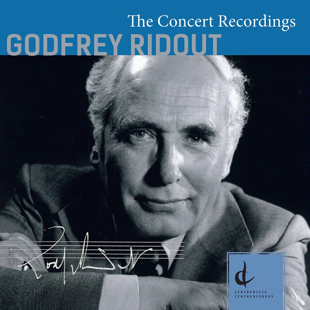 Ridout - Concert Recordings