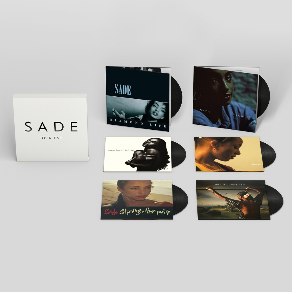 Sade - This Far [LP Box Set]