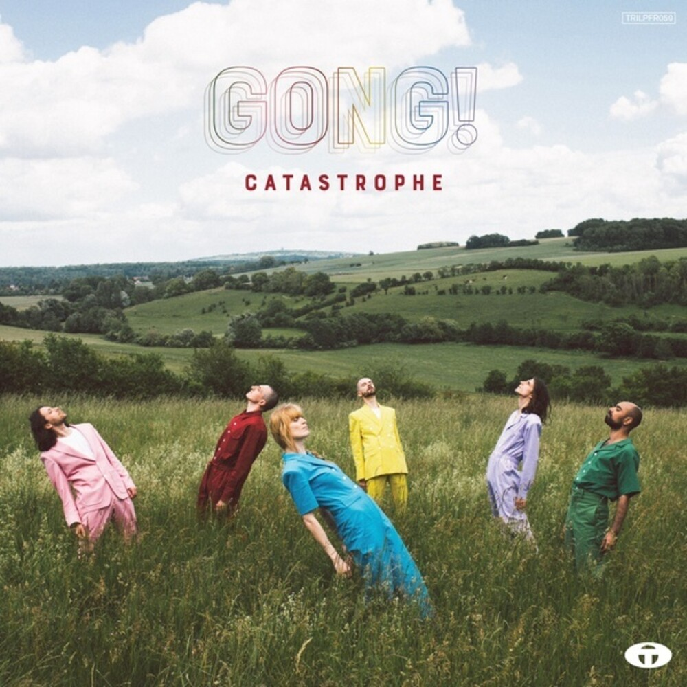 Catastrophe - Gong (Gate) (Aus)