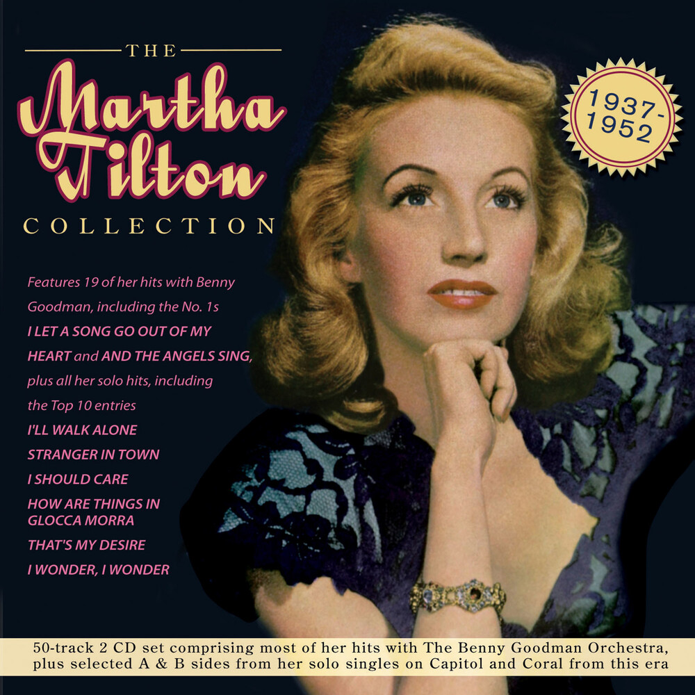 Martha Tilton - Collection 1937-52