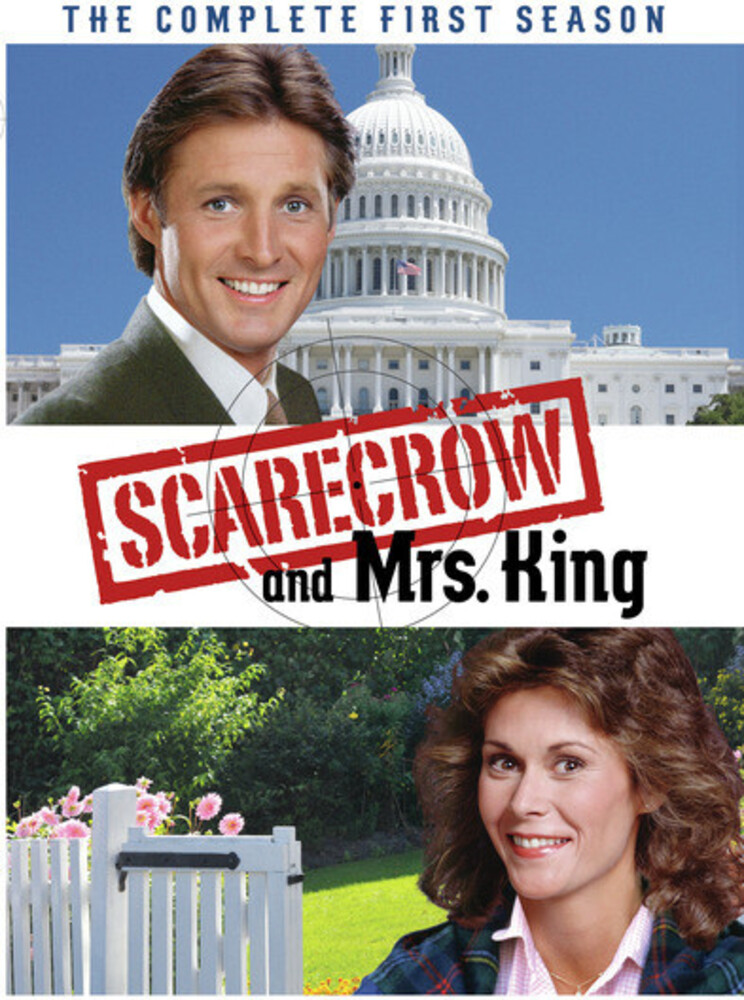 Scarecrow & Mrs King: Complete 1st Season - Scarecrow & Mrs King: Complete 1st Season (5pc)