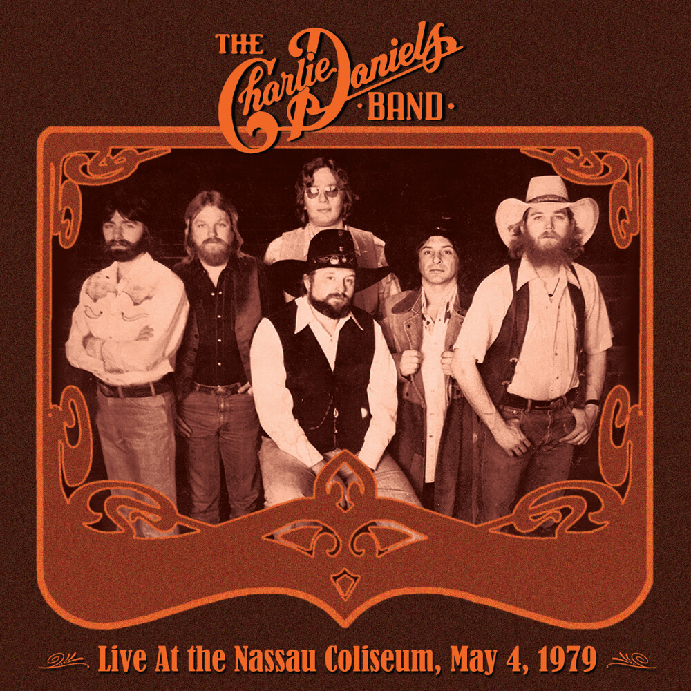 Charlie Daniels Band - Live At The Nassau Coliseum May 4, 1979 (Uk)