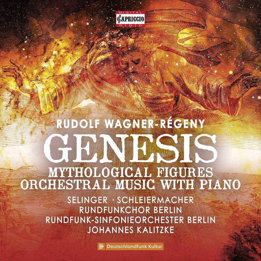Berlin Radio Symphony Orchestra - Genesis