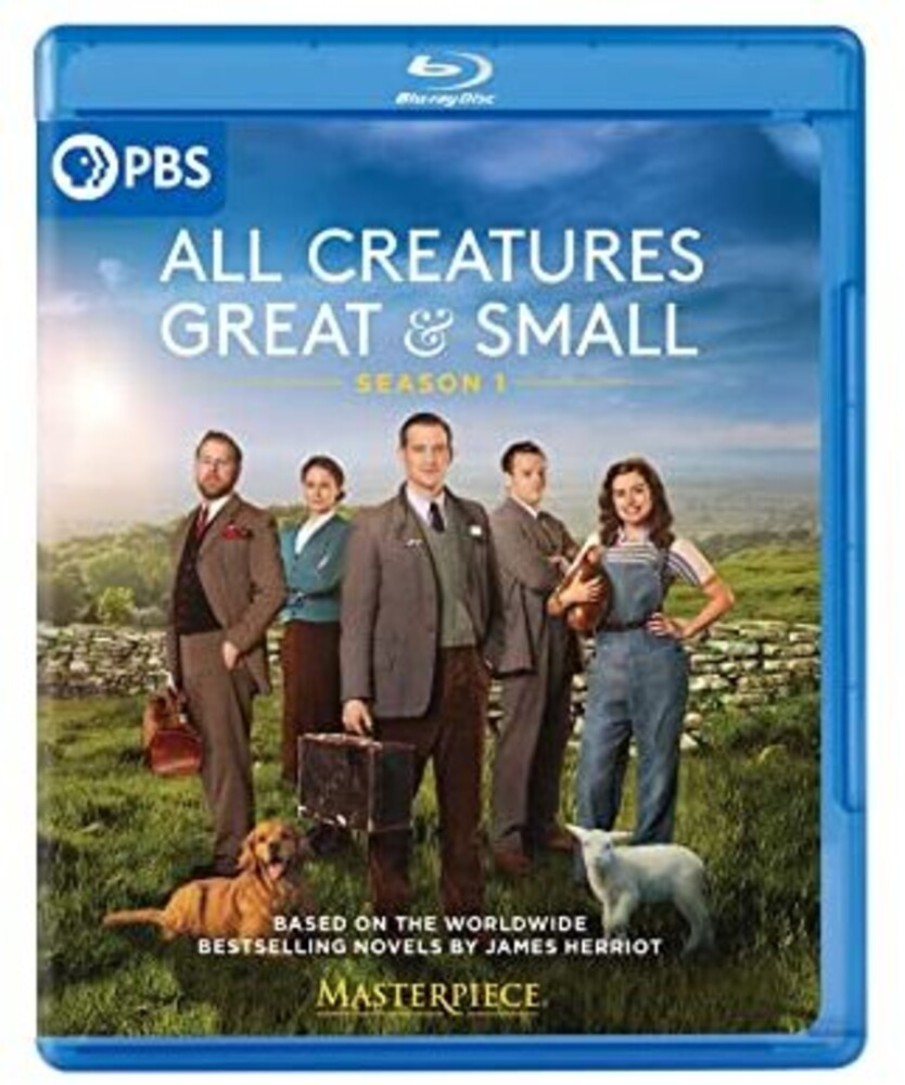 Masterpiece: All Creatures Great & Small - Masterpiece: All Creatures Great & Small (2pc)