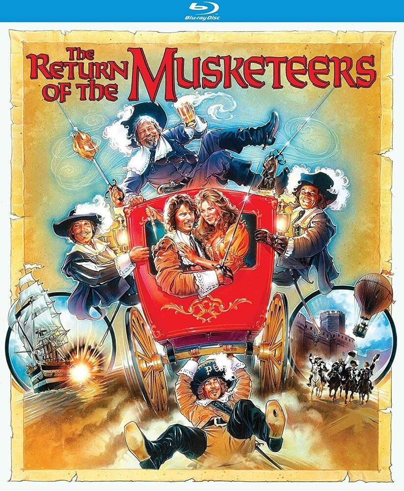 Return of the Musketeers (1989) - Return Of The Musketeers (1989)